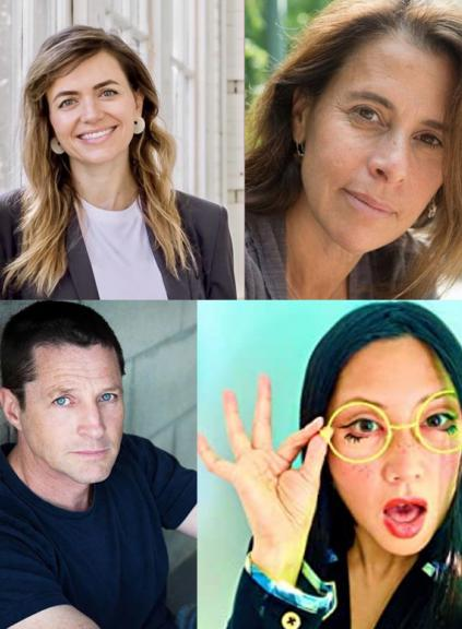 sustainability speakers - earth day